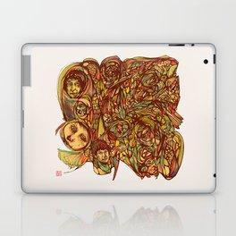 Somebody's Family Portrait Laptop & iPad Skin