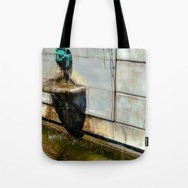 A Trickling Roar Tote Bag