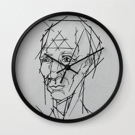 Mr. Linear Wall Clock