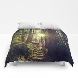 Hidden trail Comforters