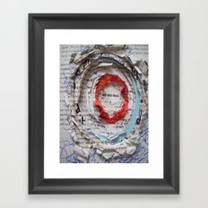 Personal Habit #1 Framed Art Print