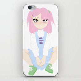 KinderKid iPhone Skin
