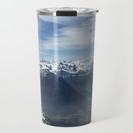 Swiss Alps Travel Mug