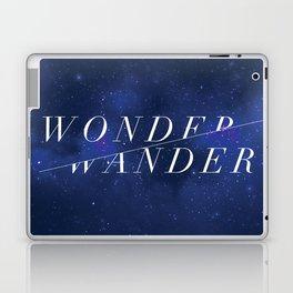 Wonder/Wander - Sky Laptop & iPad Skin