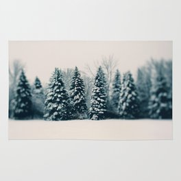 Winter & Woods Rug