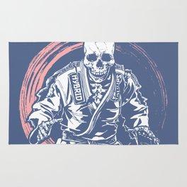 Jiu jitsu Horror Fighter Rug
