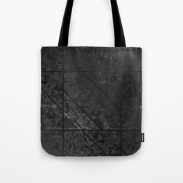 Black Marble Texture G310 Tote Bag