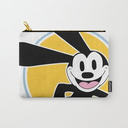 Oswald The Lucky Rabbit Carry-All Pouch