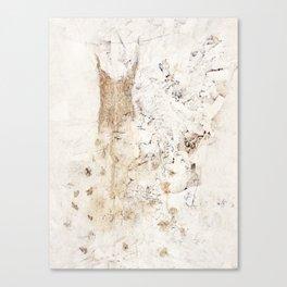 dress Canvas Print
