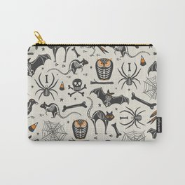 Halloween X-Ray Carry-All Pouch