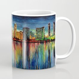San Diego Panorama Coffee Mug