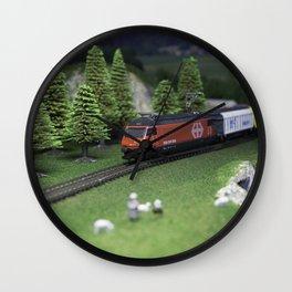 Märklin Z Wall Clock