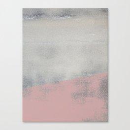 Chalk The Block Canvas Print