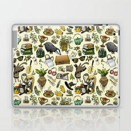 Magical Herbology Laptop & iPad Skin