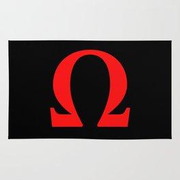 Ω omega Rug