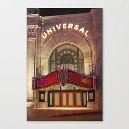 UNIVERSAL STUDIO  Canvas Print