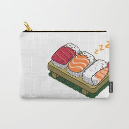 Sushi sleeping Carry-All Pouch