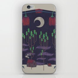 Vacation Home iPhone Skin