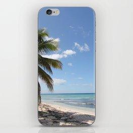 Isla Saona Caribbean Paradise Beach iPhone Skin
