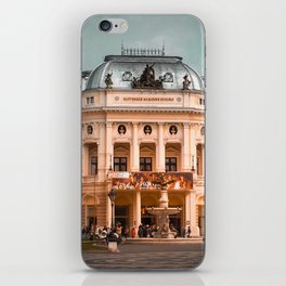 Bratislava National Theater iPhone Skin