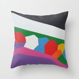 Cameleon Throw Pillow