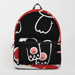 yin yang of us Backpack