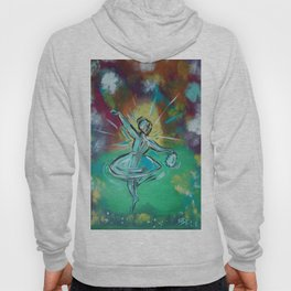 Adoration in Dance Hoody