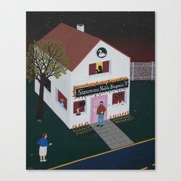 Swansea Noble Bagnio  Canvas Print