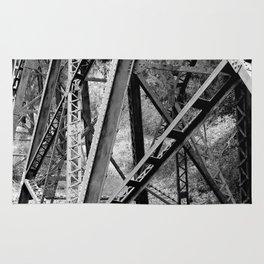 Railroad #Society6  #decor #buy art Rug