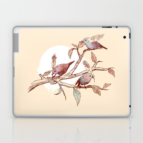 Unwritten Laptop & iPad Skin
