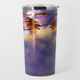 United Colours of Autumn Travel Mug