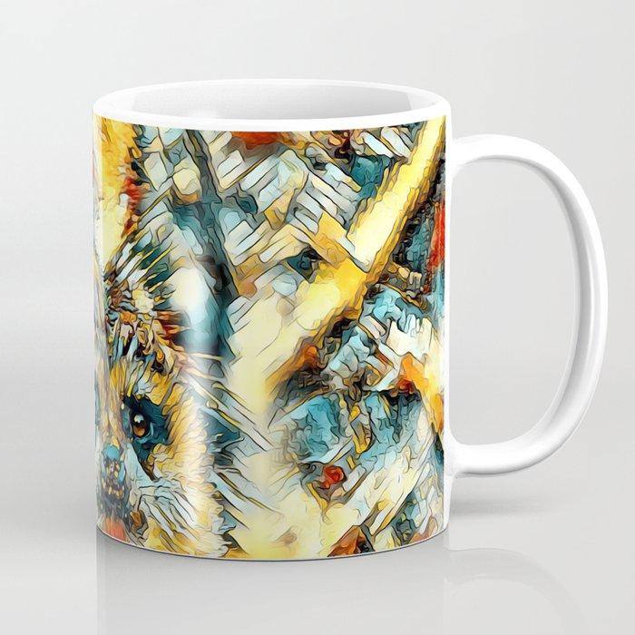 AnimalArt_Meerkat_20171001_by_JAMColorSpecial Coffee Mug