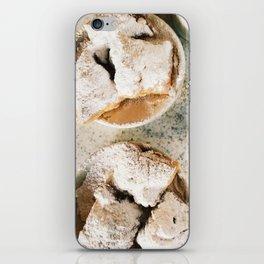 Beignets iPhone Skin
