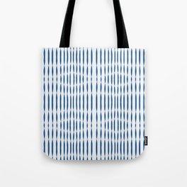 Blue Wavelengths Tote Bag