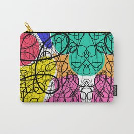 Melodic Carry-All Pouch