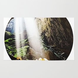 Hang Son Doong Cave Vietnam Largest Cave in the World Rug
