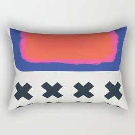 Sun Goes Down Rectangular Pillow