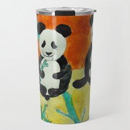 Pandas Travel Mug