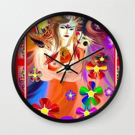 The True Art of dance Wall Clock