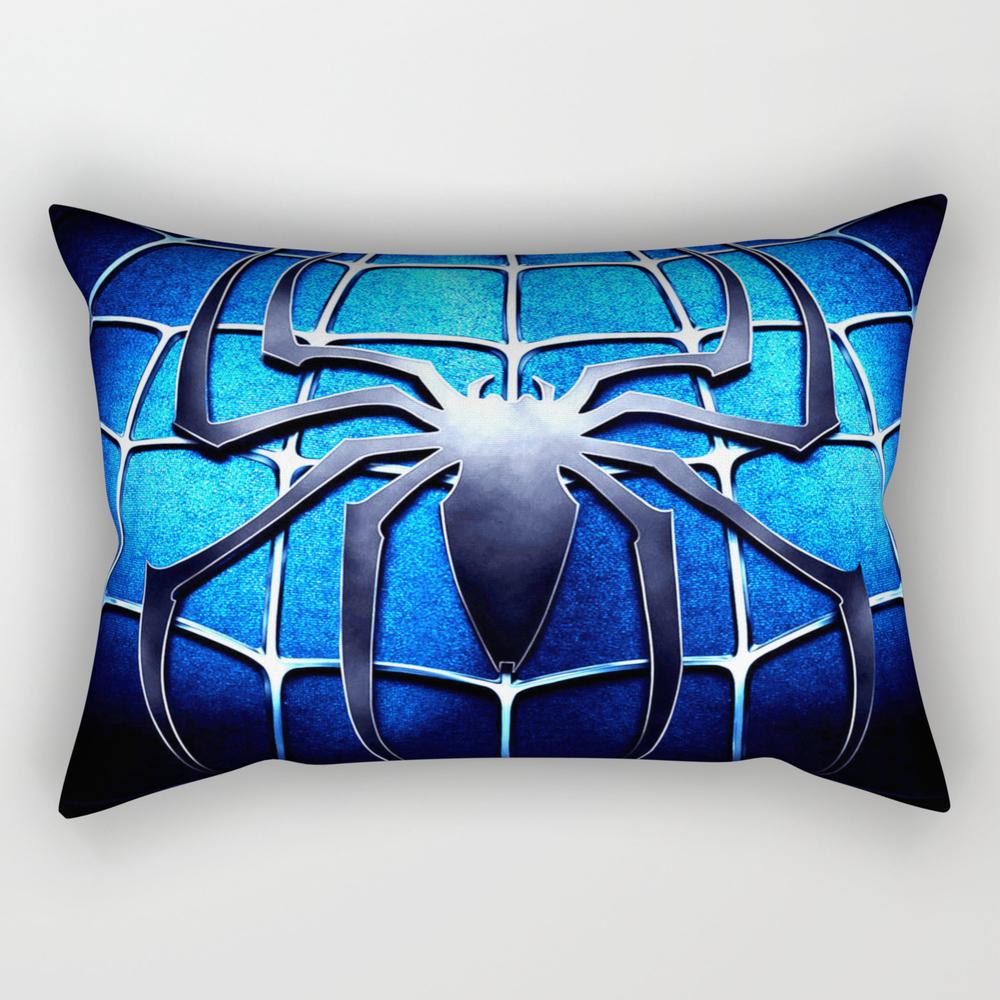 Spider Man Rectangular Pillow RPW8629289