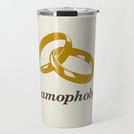Gamophobic Travel Mug
