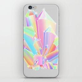 Crystal Cluster iPhone Skin