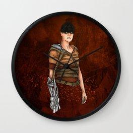 Imperator Furiosa Wall Clock