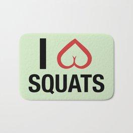 Squat Love Bath Mat