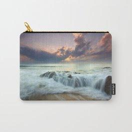 Sunrise sea sky 4 Carry-All Pouch