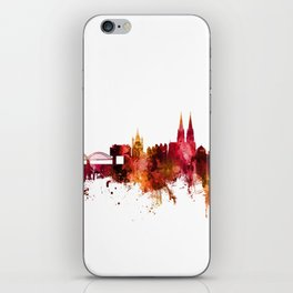 Cologne Germany Skyline iPhone Skin