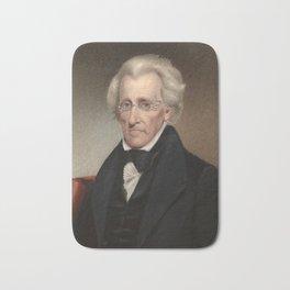President Andrew Jackson Bath Mat