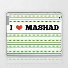 I Love Mashad Laptop & iPad Skin