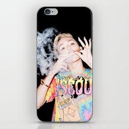 M. Cyrus iPhone Skin