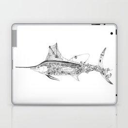 Fisherman Marlin Laptop & iPad Skin